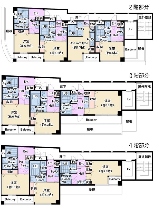 コルタ梅田plan